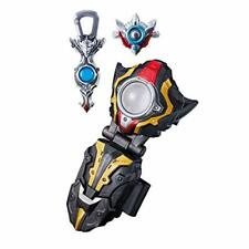 BANDAI Ultraman Taiga DX Taiga Spark from JAPAN w/ Tracking NEW