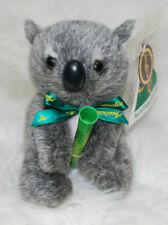 "Koala Plush Toy Aussie Friends Australian Made Stuffed Animal Oboe Musical 7"""