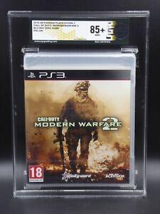 Playstation 3 Call of Duty Modern Warfare 2 - RGS Grading Wertung 85+ NM+