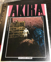 Akira (1988) #1 (NM) 1st App Movie ! 1sr Print