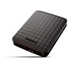 Discos duros externos Maxtor alimentación por USB USB 3.0 para ordenadores y tablets