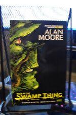 Saga of the Swamp Thing by Alan Moore Volume 1 Vertigo Dc Tpb Rare Oop 2012