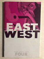 EAST OF WEST volume 4 (2015) Image Comics TPB 1st FINE-