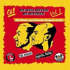 The Gonads / Uchitel Truda - We Will Never Be Divided Vol. 1 [EP][schwarz]