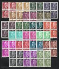 ESPAÑA. Año: 1955/6. Tema: GENERAL FRANCO.