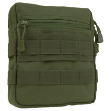 CONDOR GENERAL PURPOSE UTILITY STORAGE POUCH MOLLE ACCESSORY HOLDER OLIVE DRAB