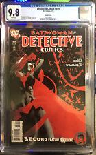 Detective Comics #859 Jock Variant CGC 9.8