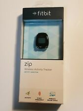 Fitbit Zip Wireless Activity Tracker - Charcoal (FB301C) - NEW sealed box