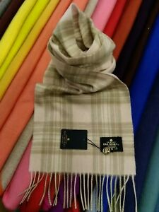100% Pure Cashmere Scarf | The House of Balmoral | Fancy Pink | Warm Colours