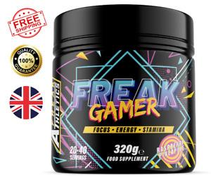 Freak Gamer - Gaming Energy Drink - Gamer Supplement