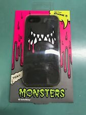 Switcheasy Monsters iPhone 5/5S/SE Case Black - Ticky