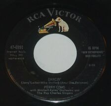 Perry Como 45 Dancin' / Marching Along To The Blues