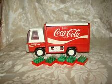 Vintage. Buddy L. Coke Delivery Truck & Five Crates