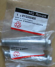 MG Rover TF MGTF Front or Rear Damper Shock Absorber Bolt x 2 RYG000400 New