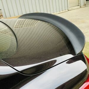 Flat Black 255 YDL Rear Trunk Spoiler Wing For 1998~03 TOYOTA Solara XV20 Coupe
