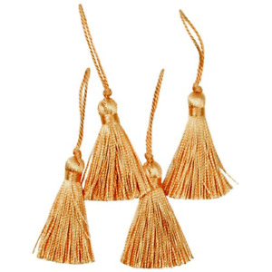 Expo Mini Fiber Tassel, Gold, 4-Pack SM5970GL