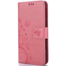 For Huawei Nova Smart Y5 Y6 2017 Magnetic Leather Wallet Card Slots Case Cover