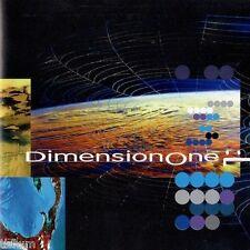Dimension One-RARE CD-trance Techno Acid Giappone'94