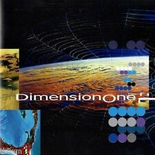 Dimension One - RARE CD - TRANCE TECHNO ACID JAPAN '94