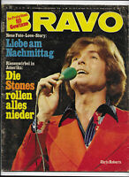 BRAVO Nr.31 vom 26.7.1972 Chris Roberts, Middle of the Road, Rolling Stones...