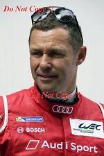 Tom Kristensen Audi 9 Times Le Mans Winner Portrait Photograph 7