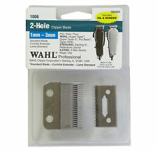 Wahl Super Taper Replacement Blade Top & Bottom Set Original Box8535 F