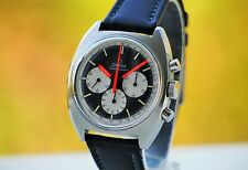 Omega Seamaster Soccer Rally Chronograph watch, 145.006-66, Panda dial, cal. 321