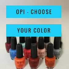OPI Nail Lacquer & INFINITE SHINE 2 FULL SIZE 0.5oz/15mL - NEW - PICK YOUR COLOR