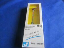 Viessmann HO Lumière-Einfahrsignal avec Vorsignal avec Mult