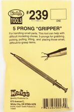 Kadee N TT HO S O Scale #239 ~ 5 Prong Gripper Jaw Tool ~ Handling Small Parts