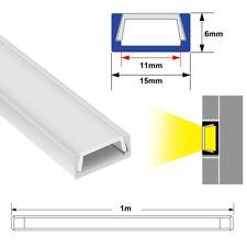 10m LED Profil Aluprofil Accessoires Pour Rayures Éclairage Aluprofil 10×1m