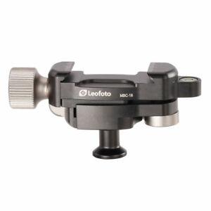 Leofoto Tripod Camera Mini Ballhead MBC-18 MF Clamps 18mm Ballhead (5kg load)