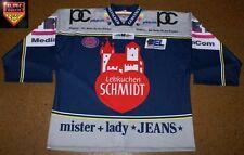 Nürnberg Ice Tigers * 99/00 * No. 67 * Alain Cote * blue/away * authentic?/GI?
