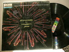 SHOWCASE FOR MODERN JAZZ Art Pepper Frank Rosolino Decca LP Mel Lewis Pete Jolly