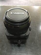 Canon TS-E TS-E 90mm F/2.8 TS-E Lens (2544A004) TILT AND SHIFT