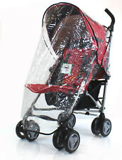 GENUINE Mamas & Papas UNIVERSAL VOYAGE KATO2 TOUR2 Buggy Pushchair RAINCOVER New