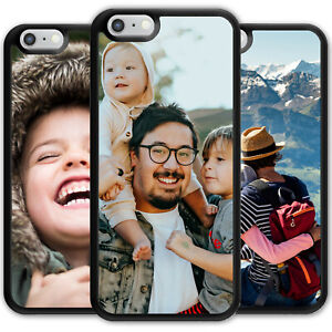 Personalised Phone Case, Hard Cover - Customise With Picture/Image/Photo Collage