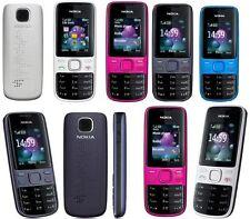 Brand New Nokia 2690 - White, black,Purple/ Blue/ Pink (Unlocked) Mobile Phone