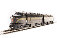 BROADWAY LIMITED 5750 HO PRR Sharknose A/B Set  5-St A-unit Paragon3 SOUND / DCC