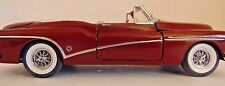 Mint Danbury Mint 1953 Red Buick Skylark Buick Eight in original packing
