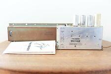 Vintage The Fisher Dynamic SpaceXpander Reverberation Unit Model K-10