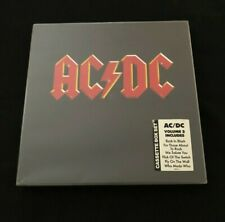 SUPER RARE AC/DC 5 CASSETTE BOX SET VOLUME 2 ALBERT 465922 4