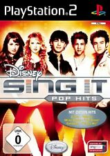 Disney sing it it - POP HITS PLAYSTATION 2 utilisé