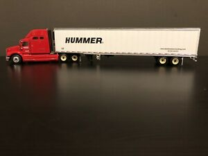 DCP #31020 *Rare* 1:64 Scale Don Hummer Trucking IH 9400 W/ Reefer Trailer