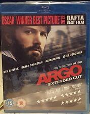 Argo [Blu-ray] [Region Free]    Brand new and sealed
