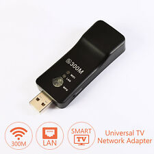 Wireless to LAN Adapter WiFi Dongle for Sony Smart TV Blu-Ray Player UWA-BR100