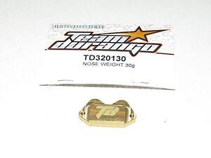 Équipe DURANGO DEX210V3 TD320130 Nez Poids 30g DEX210