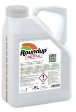 5L ROUNDUP 360 PLUS - (DE/PL/EN/FR)