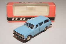 B RUSSIAN CAR USSR CCCP NOVOEXPORT A13 VOLGA GAZ TA3-2402 BONRA VNM BOXED