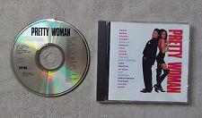 "CD AUDIO/ VARIOUS ""PRETTY WOMAN (ORIGINAL MOTION PICTURE SOUDTRACK)"" CD COMPIL"